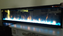 Dimplex очаг Optiflame Ignite XLF74