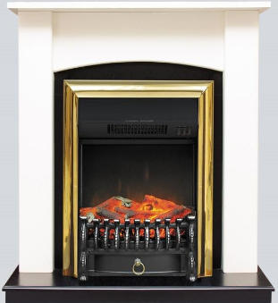 Каминокомплект Royal Flame Baltimore c очагом Fobos FX Brass